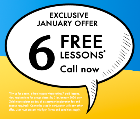 6 Free Lessons